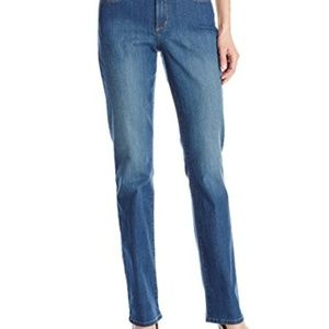 NYDJ Not Your Daughter's Jeans Marilyn Straight 12